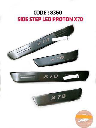side step x70