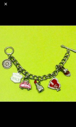Juice Couture Charmed Bracelet