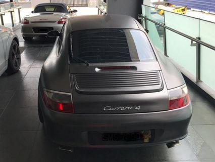 2003 Porsche 911 Carrera 4 (3.6L) 996