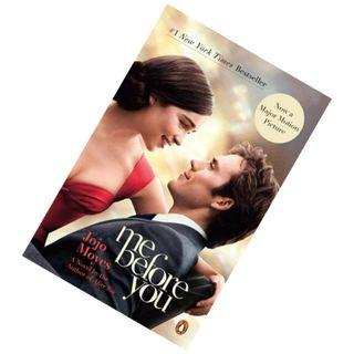 Me Before You (Me Before You #1) by Jojo Moyes