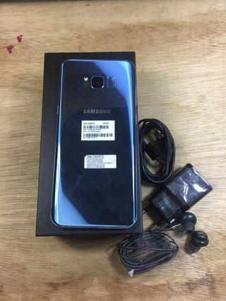Samsung S8 plus Dual Ex sein minus murah bisa COD