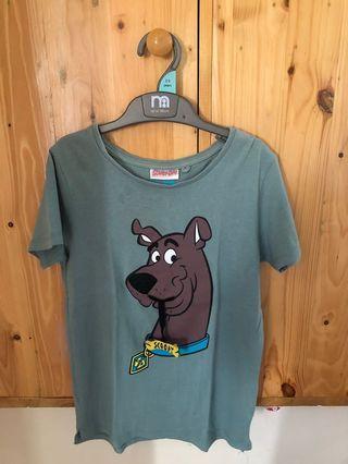 scooby doo tshirt