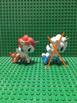 Tokidoki Unicorno & mermicorno