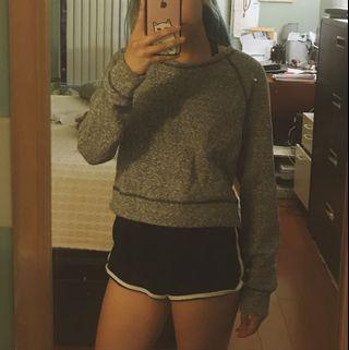 Gray Sweater (F21)