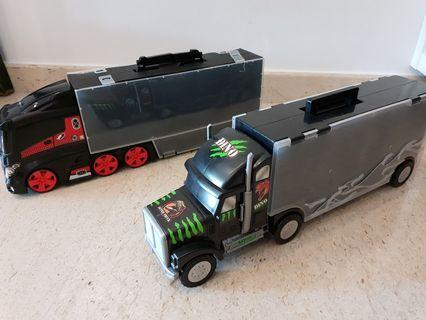 🚚 Car storage trucks