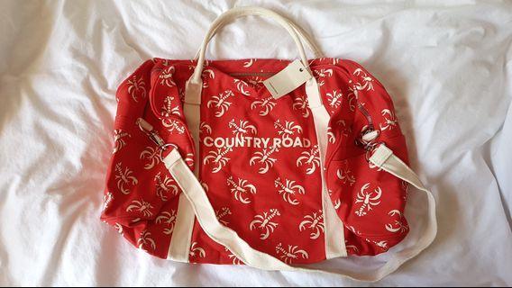 Country Road bag- duffel/ shoulder