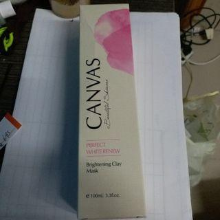 """半價發售""CANVAS (Brightening Clay Mask)"