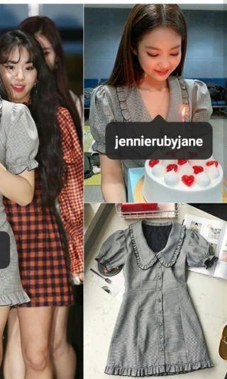 Dress jennie blackpink