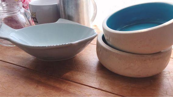 陶瓷寵物碗