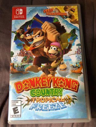 🚚 Donkey Kong (switch)