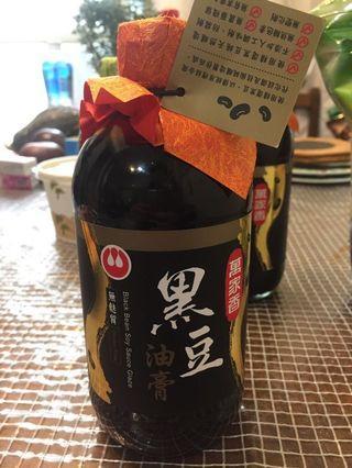 🚚 全新 萬家香無麩質黑豆醬油膏 510g