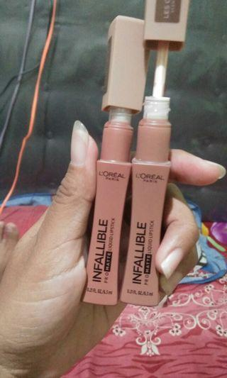 Take all Lipcream loreal