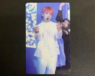 WTB / LF BTS Jungkook official photocard Love Yourself world tour seoul dvd