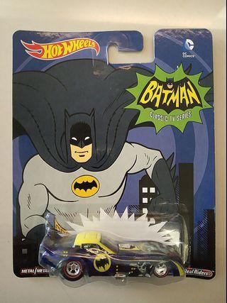 Hot Wheels 2015 Pop Culture Batman (Classic TV Series) '78 Corvette Funny Car