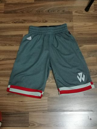 42c177e4d71352 Adidas John Wall Basketball Shorts