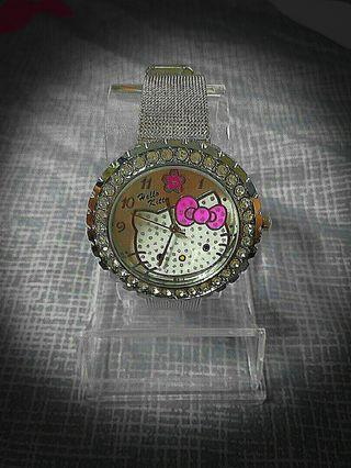 🎉On Sale🎉Hello Kitty Fashion diamond women's watch