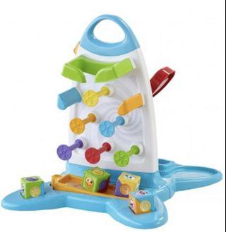 Fisher Price Roller Block Play