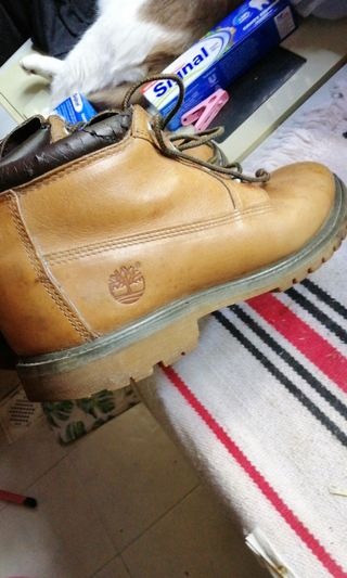 Timberland Boots, Men's Fashion, Footwear, Boots on Carousell