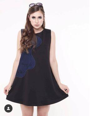 A line dress / dress daily / kantor