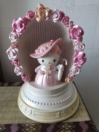 Hello Kitty Rose Musical Figure