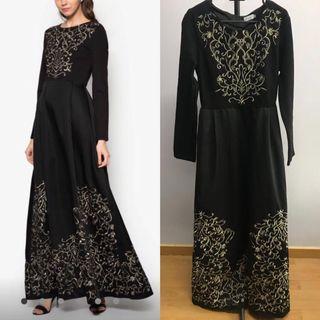 Zalia embroidery dress