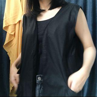 Long Black Outer