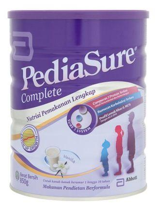 🚚 Pediasure 850g various flavour