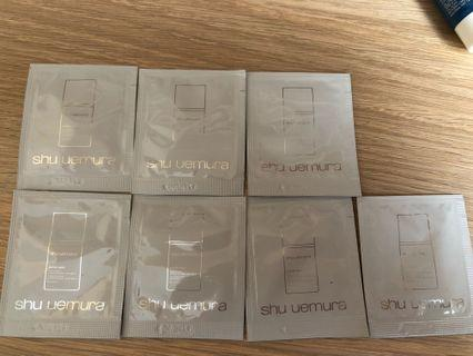 Shu Uemura 植村秀 Petal Skin Foundation 564 medium Light Sand Color 1mlx7