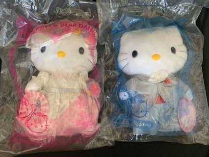Hello Kitty Plush