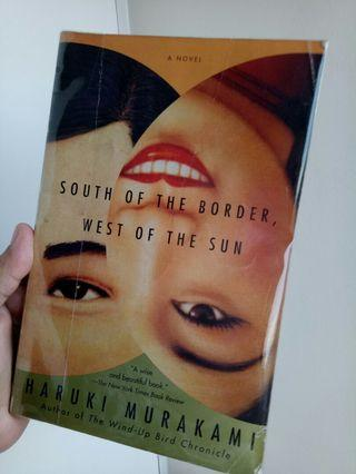 South of the Border West of the Sun by Harumi Murakami