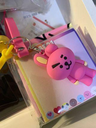 unofficial cooky keychain