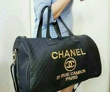 Chanel Travel Fitness Bag