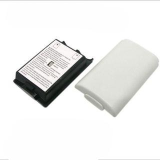 xbox360 xbox 360 controller Battery Case Cover Shell Holder 無線手制 後蓋 電池電芯盒