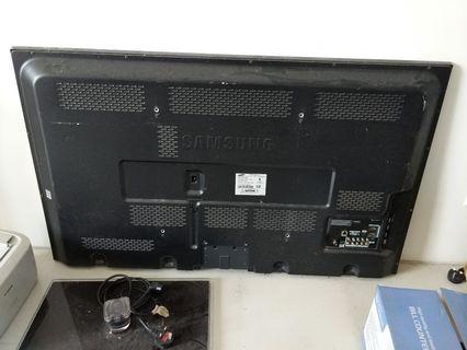 Samsung 55 inch plasma TV