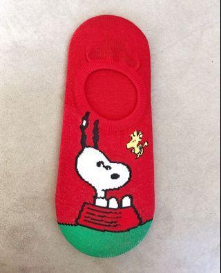 Snoopy Non-slip Sockets