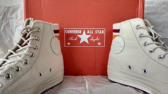 4df191a3d2cd Converse Chuck Taylor All Star 70 s Hi 157481C Black
