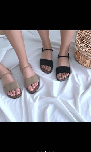 🚚 氣質兩穿涼鞋