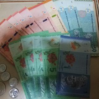 Malaysian ringgit for sale