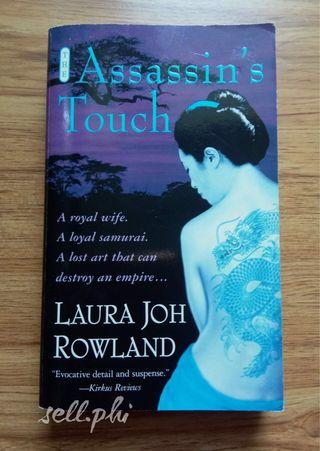 Assassin's Touch by Laura Joh Rowland