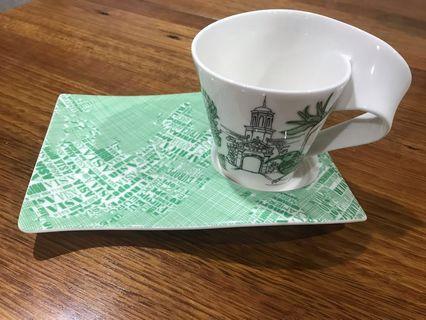 NewWave Caffe Plate and Cup #SwapAU
