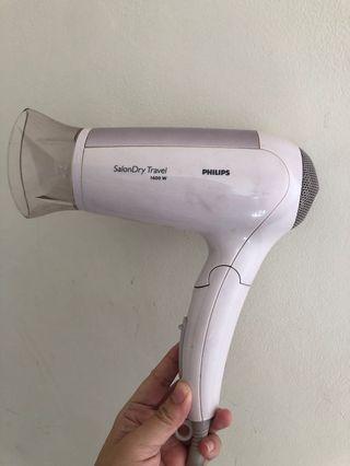 Hair Dryer  travel philips
