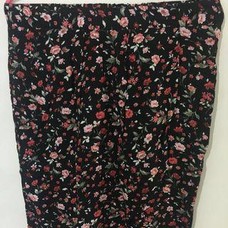 Floral skirt by Colorbox
