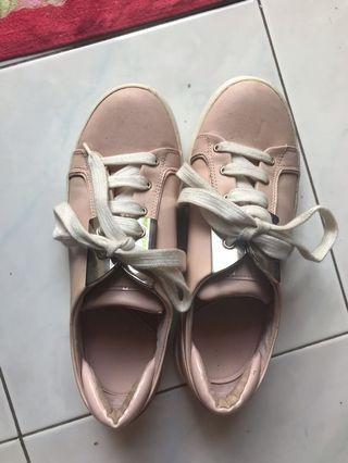 Stradivarius Soft Pink Shoe