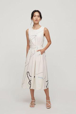 OSN Trail Midi Dress