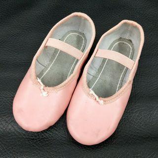 🚚 「2手童鞋」芭蕾舞軟鞋