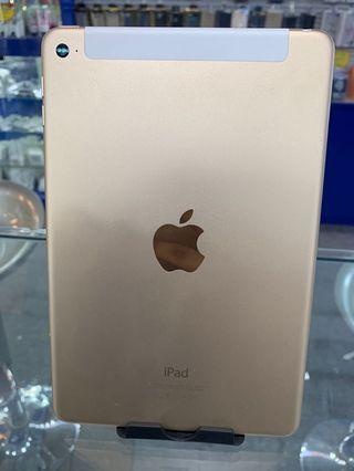 Used ipad mini 4 64gb cellular(zues)