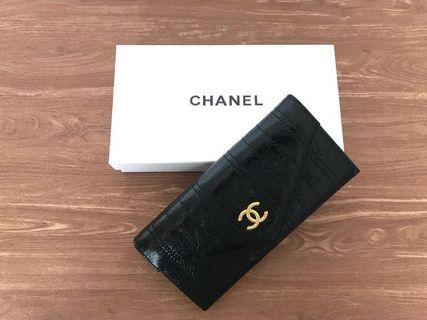 Chanel authrntic leather Wallet