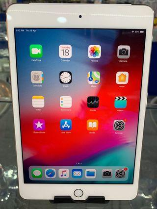 Used ipad mini 4 128gb cellular (Zues)