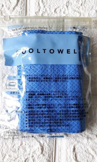送 COOLTOWEL涼涼毛巾