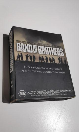 DVD Set - Band of Brothers
